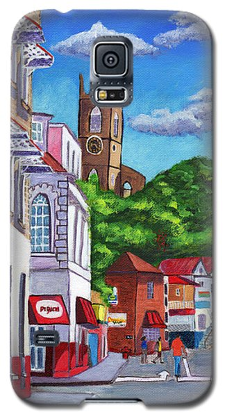 A Stroll On Melville Street Galaxy S5 Case
