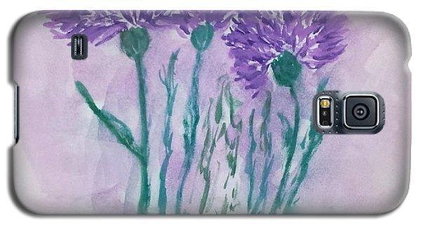 A Study In Purple Galaxy S5 Case