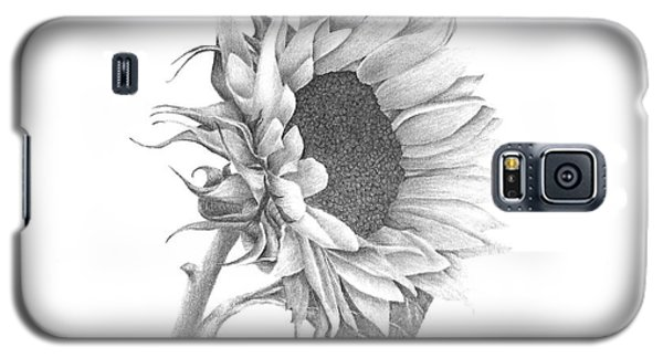 A Sunflowers Beauty Galaxy S5 Case