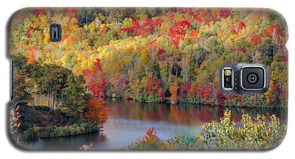 A Tennessee Autumn Galaxy S5 Case by Debbie Karnes