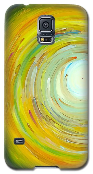 A Thought Before The Sunrise Galaxy S5 Case