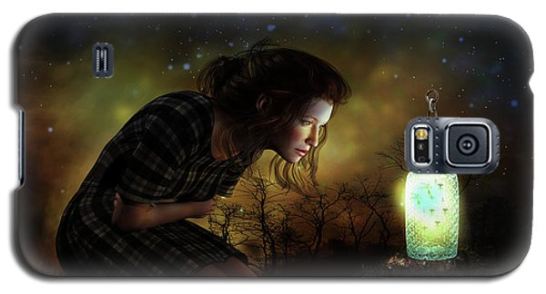 Galaxy S5 Case featuring the digital art A Thousand Hugs by Shanina Conway