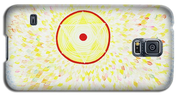 A Thousand Petals Galaxy S5 Case