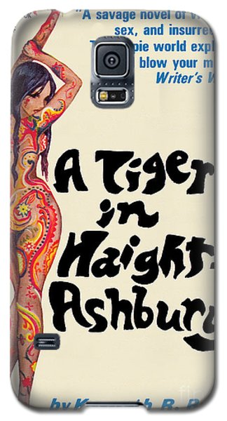 A Tiger In Haight-ashbury Galaxy S5 Case