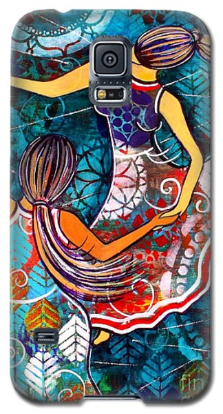 A Time To Dance Galaxy S5 Case by Julie Hoyle