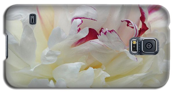 Galaxy S5 Case featuring the photograph A Touch Of Color by Sandy Keeton