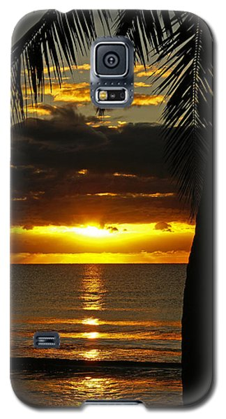 A Touch Of Paradise Galaxy S5 Case