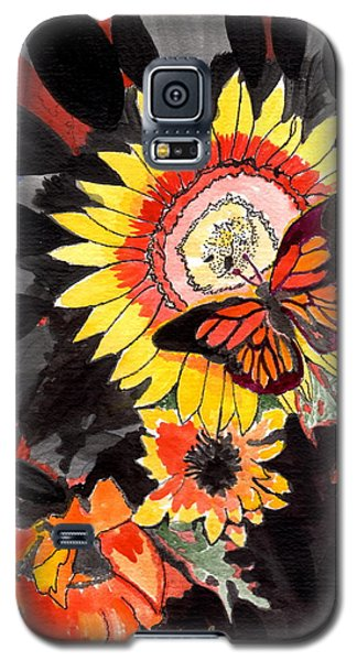 A Touch Of Summer Galaxy S5 Case