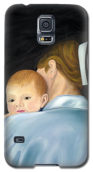 Comforting A Tradition Of Nursing Galaxy S5 Case