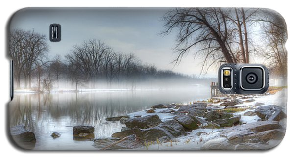 A Tranquil Evening Galaxy S5 Case by Everet Regal