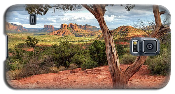 A Tree In Sedona Galaxy S5 Case