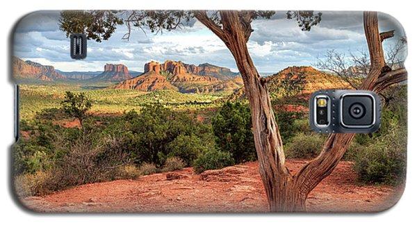 A Tree In Sedona Galaxy S5 Case
