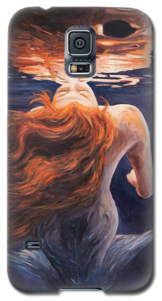 A Trick Of The Light - Love Is Illusion Galaxy S5 Case