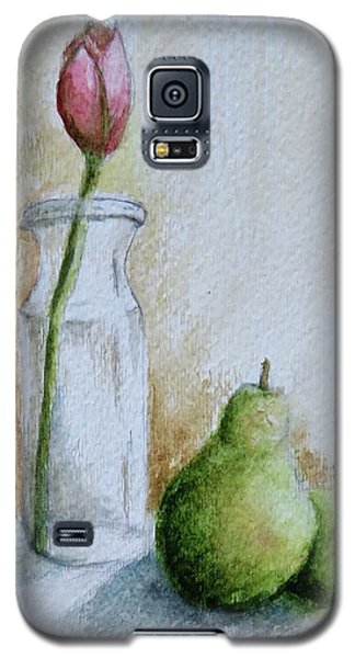 A Tulip And Two Pears Galaxy S5 Case