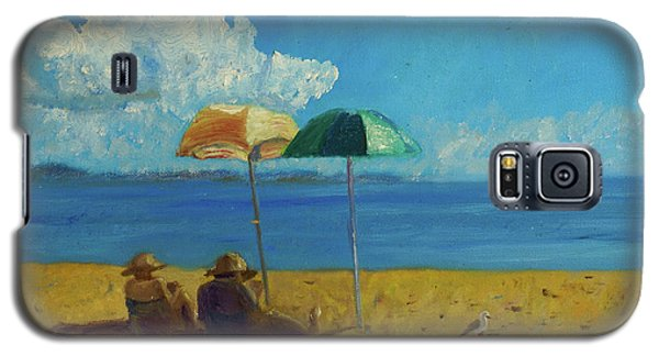 A Vacant Lot - Byron Bay Galaxy S5 Case