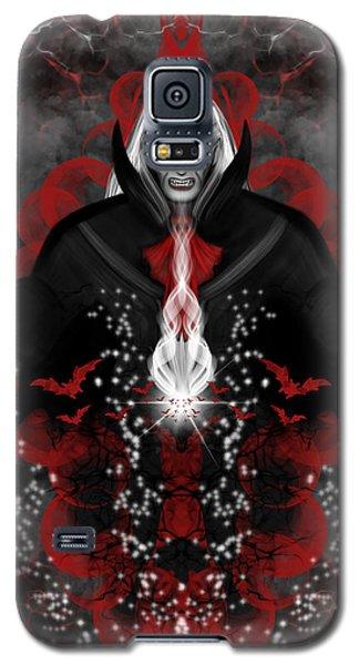 A Vampire Quest Fantasy Art Galaxy S5 Case