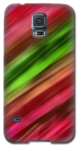 A Vein Of Green Galaxy S5 Case