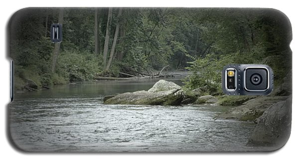 A View Downstream Galaxy S5 Case by Donald C Morgan