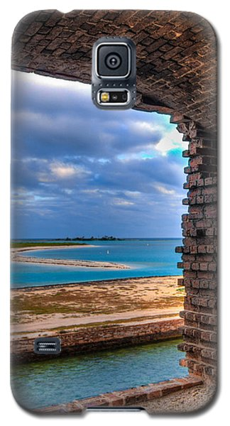 A View From Fort Jefferson - 2 Galaxy S5 Case