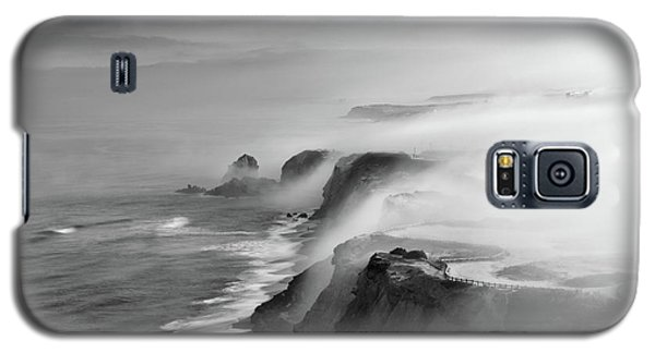 Galaxy S5 Case featuring the photograph A View Of Gods by Jorge Maia