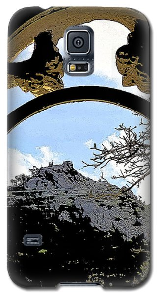 A View Of The Moorish Castle Galaxy S5 Case