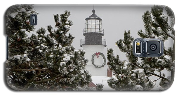 A View Of The Portland Head Light Galaxy S5 Case