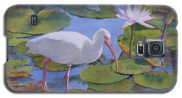A Walk In The Park Galaxy S5 Case by Judy Mercer