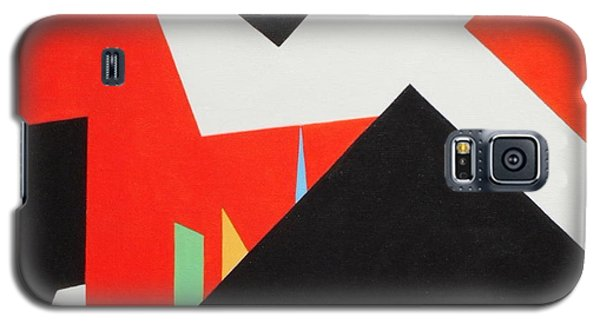 A Walk Through The Village Galaxy S5 Case