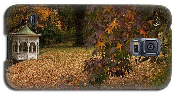 A Washington Crossing Autumn Galaxy S5 Case