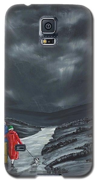 A Wee Bijou Strollette Galaxy S5 Case