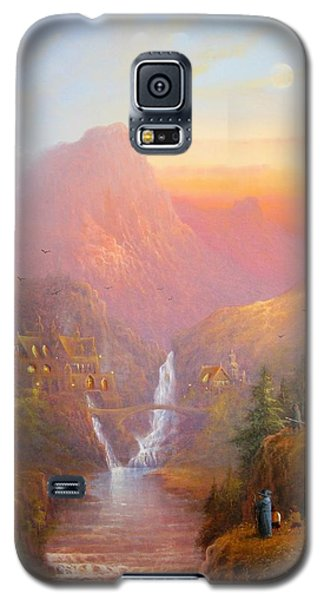 A Welcome Sight Galaxy S5 Case