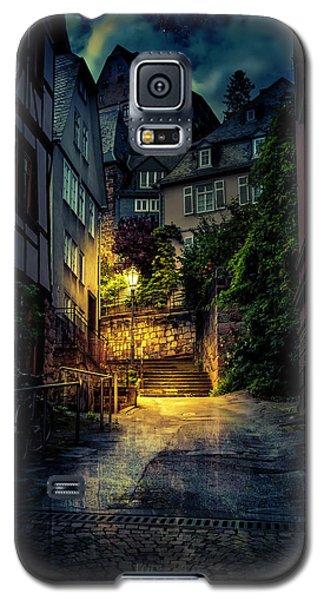 A Wet Evening In Marburg Galaxy S5 Case