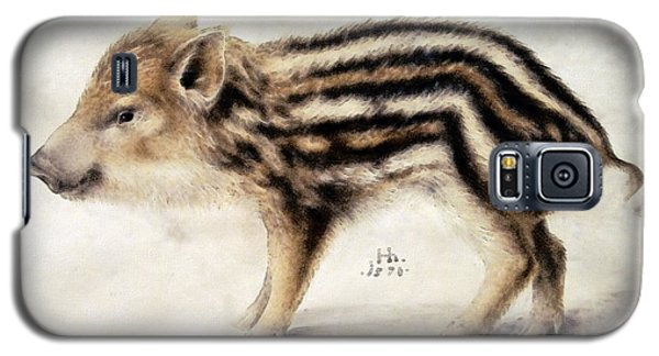A Wild Boar Piglet Galaxy S5 Case