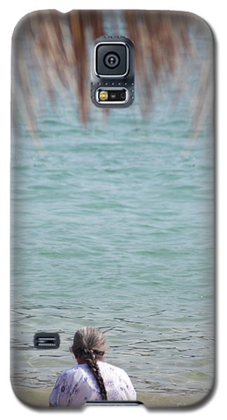 A Window With A View Galaxy S5 Case