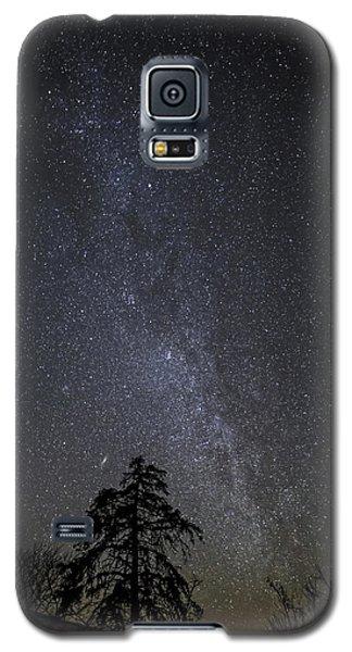 A Winter Night Galaxy S5 Case