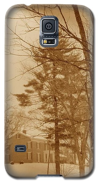 A Winter Scene Galaxy S5 Case by Skyler Tipton