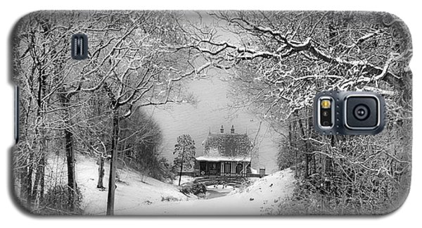 A Winter's Tale In Centerport New York Galaxy S5 Case