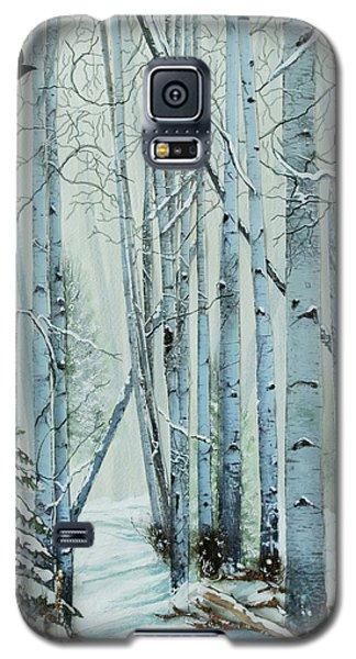 A Winter's Tale Galaxy S5 Case