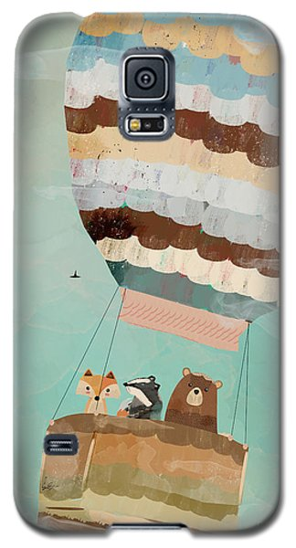 A Wondrous Little Adventure Galaxy S5 Case