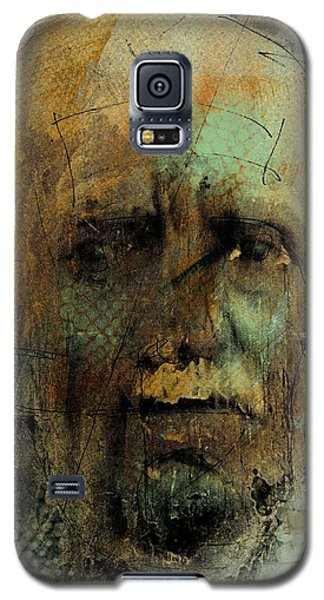 A Worried Mind Galaxy S5 Case by Jim Vance