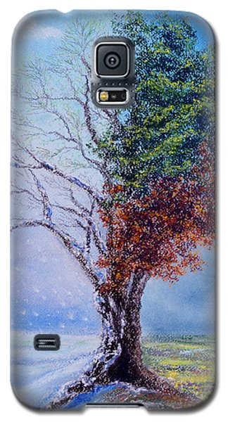 A Year In The Tree Of Life Galaxy S5 Case