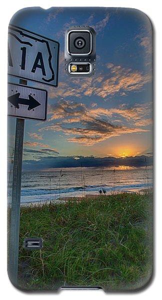 A1a Sunrise Galaxy S5 Case