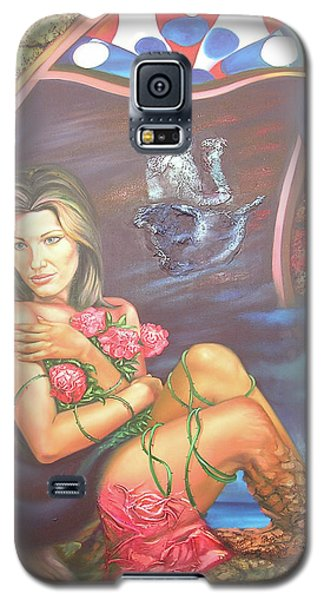 Abana Travel Galaxy S5 Case by Jorge L Martinez Camilleri