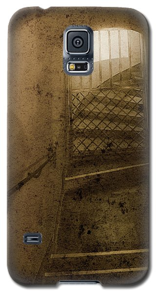 Galaxy S5 Case featuring the photograph Aachen, Germany - Cathedral - No Passage by Mark Forte