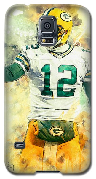 Aaron Rodgers Galaxy S5 Case