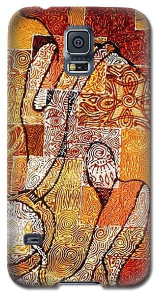 Aba Alagemo Ba Da Lorisa Oke Ngba Galaxy S5 Case