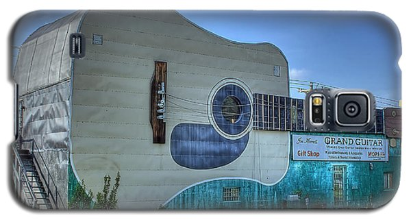 Abandon Country Music Museum Galaxy S5 Case
