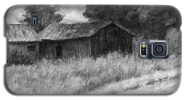 Abandoned Barns Galaxy S5 Case