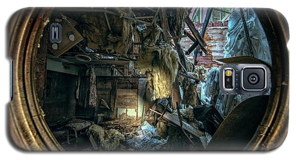 Abandoned Decay Galaxy S5 Case