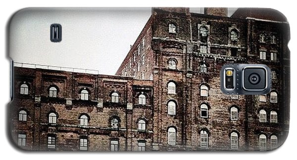 Igaddict Galaxy S5 Case - Abandoned Factory by Natasha Marco